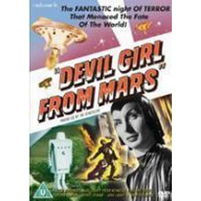 Devil Girl From Mars (DVD)