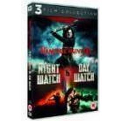 Abraham Lincoln Vampire Hunter / Night Watch / Day Watch Tri (DVD)