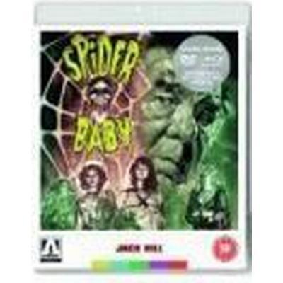 Spider Baby (Blu-ray + Dvd (Blu-Ray)