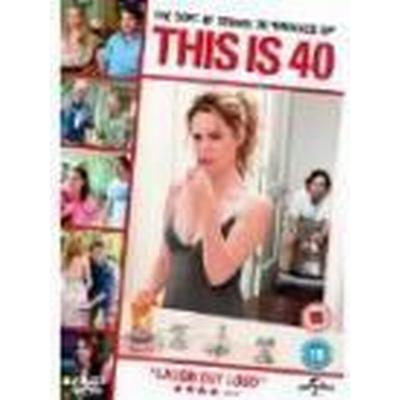 This Is 40 (Dvd + Ultra Violet Copy (DVD)