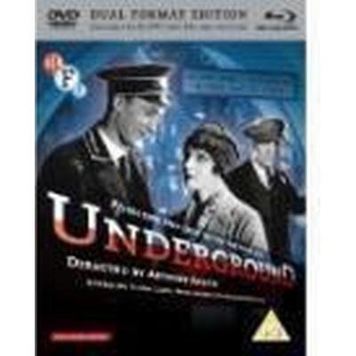 Underground (Blu-ray + Dvd (Blu-Ray)