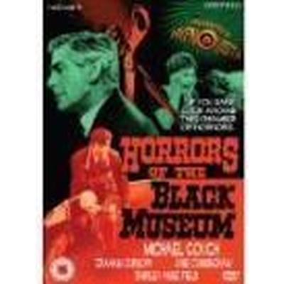 Horrors Of The Black Museum (DVD)