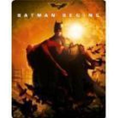 Batman Begins - Steelbook (Blu-Ray)