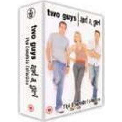 Two Guys A Girl And A Pizza Place - Complete Series (DVD)