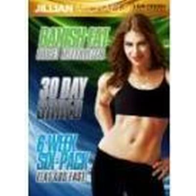 Jillian Michaels Triple Fitness Pack (DVD)