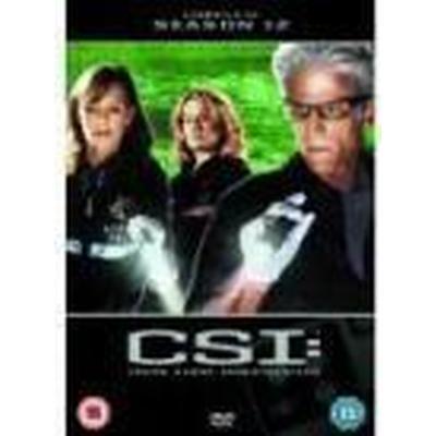 Csi - Crime Scene Investigation The Complete Season 12 (DVD)