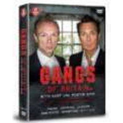 Gangs Who Ran Britain - London Liverpool And Glasgow (DVD)