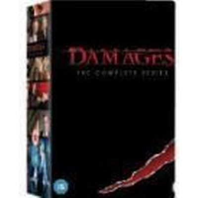 Damages - Series 1-5 - Complete (DVD)