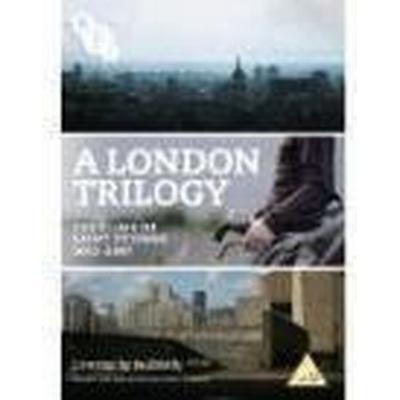 London Trilogy The Films Of Saint Etienne 2003-2007 (DVD)