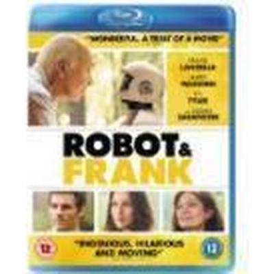 Robot & Frank (Blu-Ray)