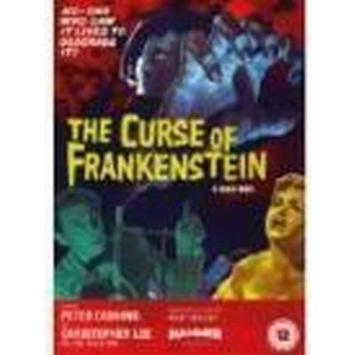 Curse Of Frankenstein (DVD)