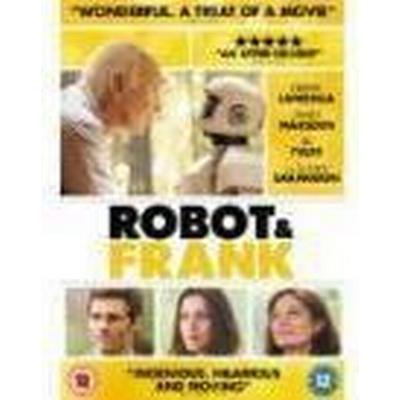 Robot & Frank (DVD)