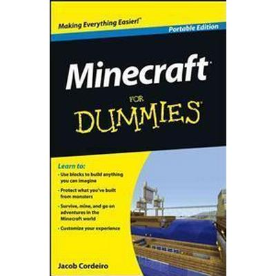 Minecraft for Dummies  Portable Edition 0985d9a9c9271