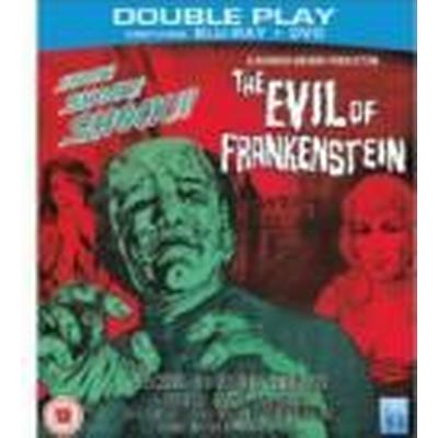 Evil Of Frankenstein (Blu Ray + Dvd Double Play (DVD)