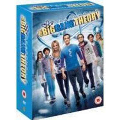 Big Bang Theory - Series 1-6 - Complete (DVD)