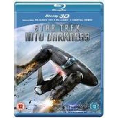 Star Trek Into Darkness (Blu-ray 3d + Blu-ray (3D Blu-Ray)