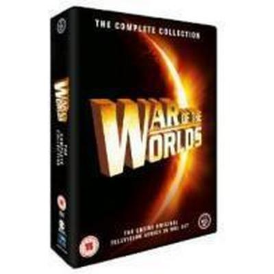 War Of The Worlds The Complete Collection (1990 (DVD)