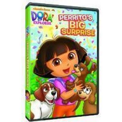 Dora The Explorer Perrito's Big Surprise (DVD)