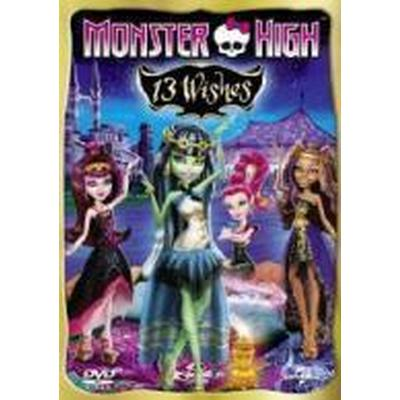 Monster High 13 Wishes (DVD)