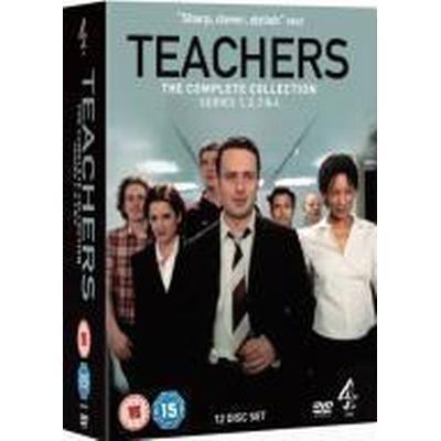 Teachers - Series 1-4 (DVD)