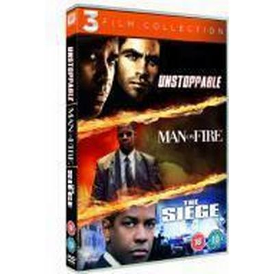 Unstoppable/man On Fire/the Siege (DVD)
