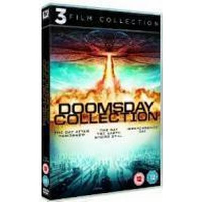 Day The Earth Stood Still/day After Tomorrow/independence Da (DVD)