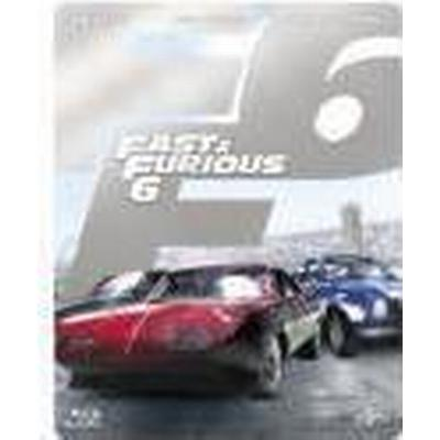 Fast & Furious 6 Limited Edition Steel Book (Blu-Ray)