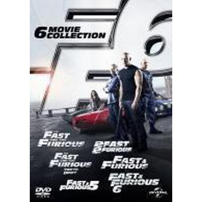 Fast & Furious 1-6 Box Set (Dvd & Uv (DVD)