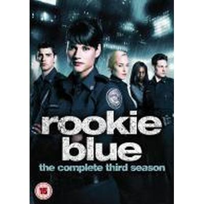 Rookie Blue Season 3 (DVD)