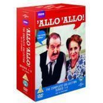 Allo 'Allo Complete Boxset (DVD)