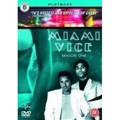 Miami Vice Season 1 (DVD)