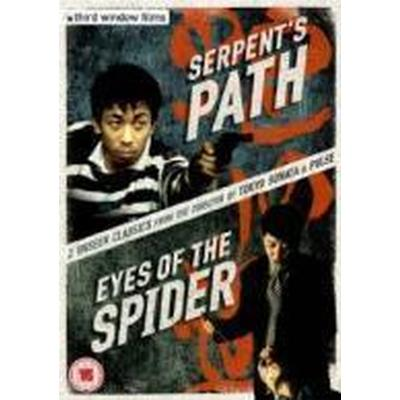 Eyes Of The Spider / Serpent's Path (DVD)