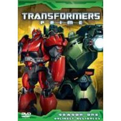 Transformers Prime - Season 1 Part 4 (Unlikely Alliances (DVD)