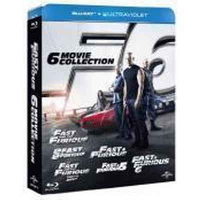 Fast & Furious 1-6 Box Set (Blu-ray & Uv (Blu-Ray)