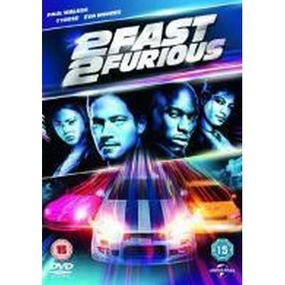 2 Fast 2 Furious (Dvd + Uv Copy (DVD)