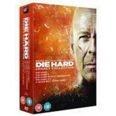 Die Hard Legacy Collection (Films 1-5 (DVD)