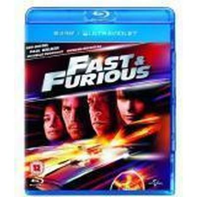 Fast & Furious - 2009 (Blu-ray + Uv Copy (Blu-Ray)