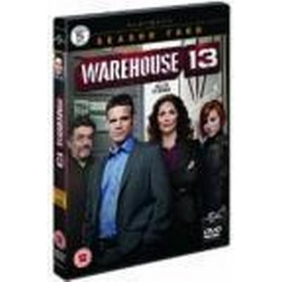 Warehouse 13 - Season 4 (DVD)