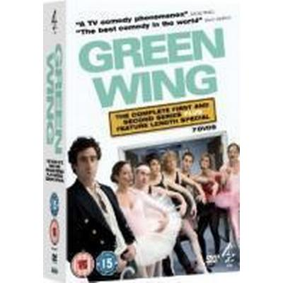 Green Wing - Series 1-2 Plus Special (DVD)