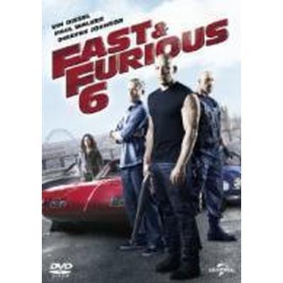 Fast & Furious 6 (Dvd & Uv (DVD)