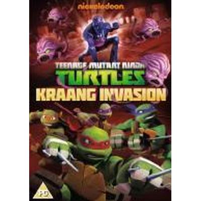 Teenage Mutant Ninja Turtles Invasion (DVD)