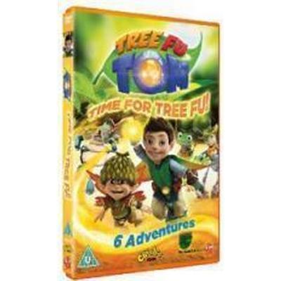 Tree Fu Tom - Time For Tree Fu (DVD)