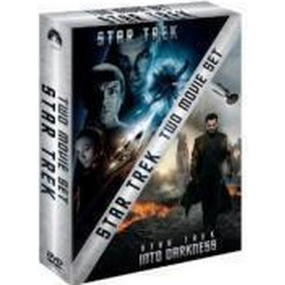 Star Trek + Star Trek Into Darkness Boxset (DVD)