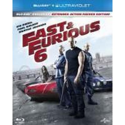 Fast & Furious 6 (Blu-ray & Uv (Blu-Ray)