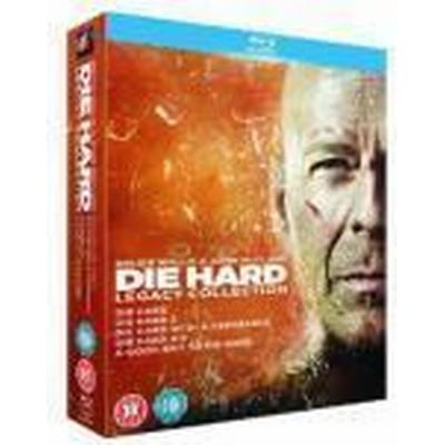 Die Hard Legacy Collection (Films 1-5 (Blu-Ray)