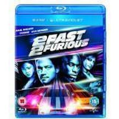 2 Fast 2 Furious (Blu-ray + Uv Copy (Blu-Ray)