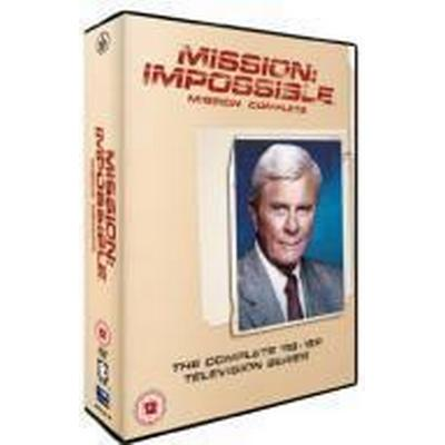 Mission Impossible Mission Complete (1990 (DVD)