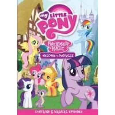 My Little Pony Friendship Is Magic - Welcome To Ponyville (DVD)