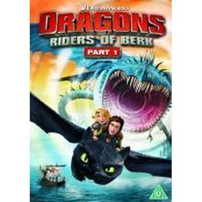 Dragons Riders Of Berk (DVD)