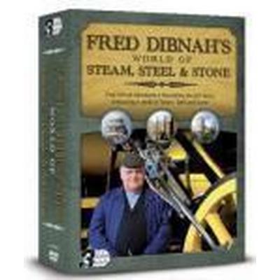 Fred Dibnah's Industrial Age 4 Dvd Gift Set (DVD)